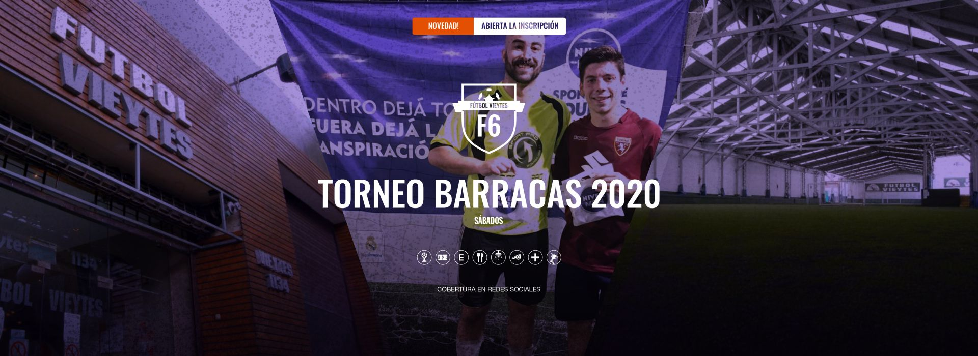 F6 Torneo Barracas 2020